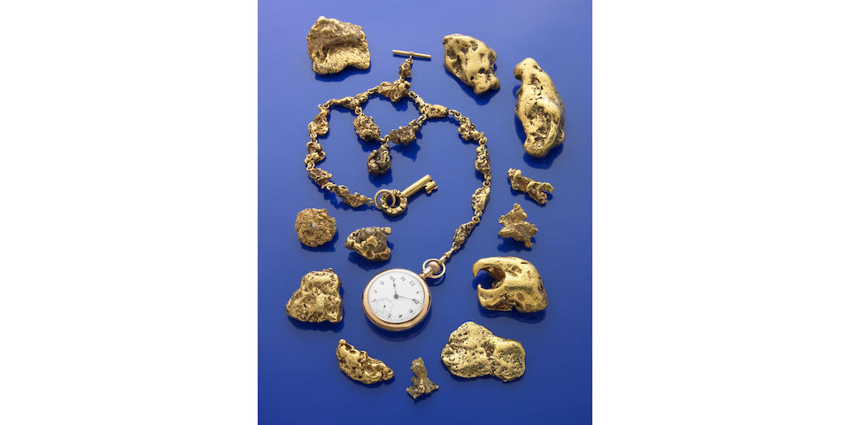 Gold Nugget Collection from the Golden Nugget hotel and Casino, Las Vegas.