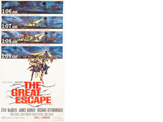 The Great Escape 81 x 41in