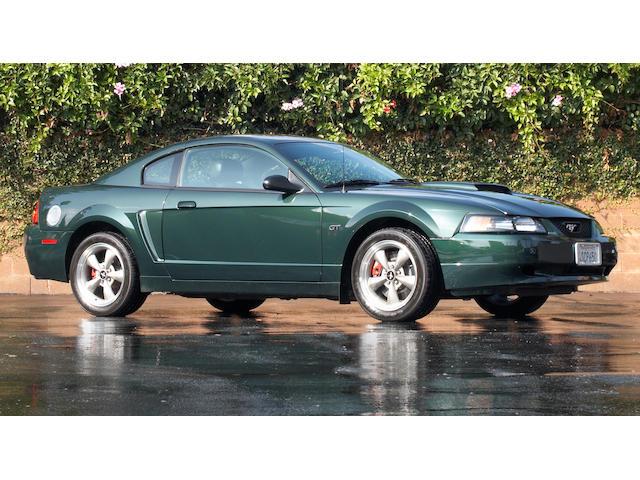 2001 Ford Mustang Bullitt Concept McQueen - 03