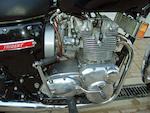 1974 Triumph 750cc T150V Trident Frame no. HV40311 Engine no. HV40311