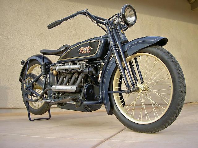 1923 Ace 1,000cc Four Engine no. B7075