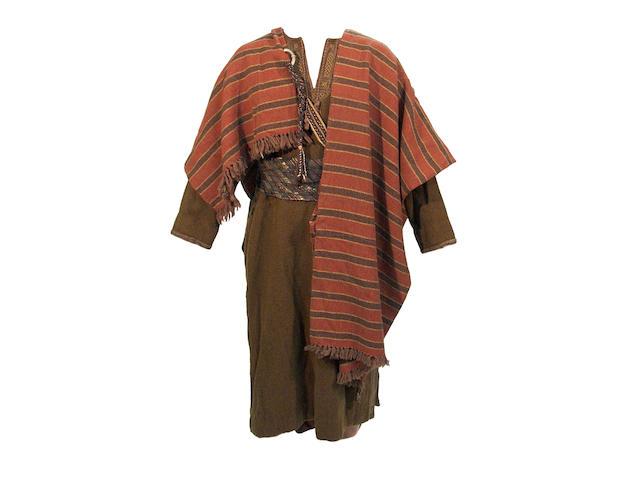 "A Charlton Heston costume from ""Ben-Hur"""