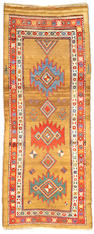 A Serab runner Northwest Persia size approximately 3ft 5in x 8ft 8in