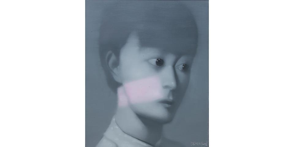 Zhang Xiaogang (b.1958) Amnesia and Memory