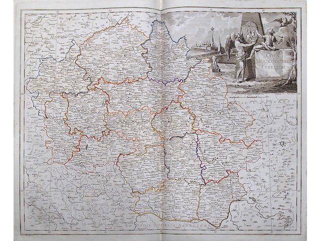 WILBRECHT, ALEKSANDR MIKHAILOVICH. D. CA 1820.