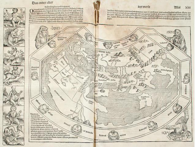 SCHEDEL, HARTMANN. 1440-1514.