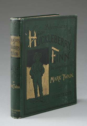 "CLEMENS, SAMUEL LANGHORNE. ""MARK TWAIN."" 1835-1910."
