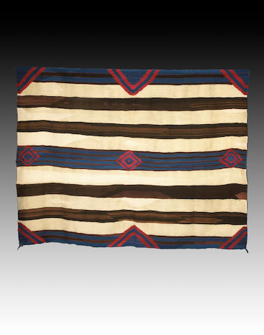 A Navajo chief's blanket