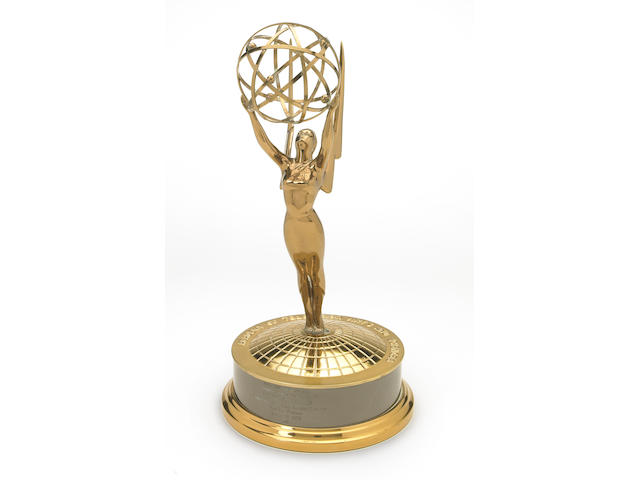 "An Emmy Award presented to Raymond Katz for ""The Miracle Worker"""