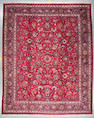 A Meshed carpet size approximately 11ft 7in x 14ft 4in