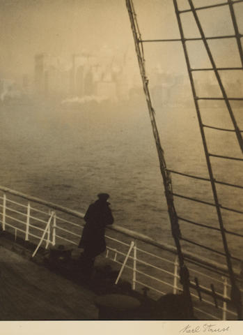Karl Struss (1886-1981); The City of Dreams;