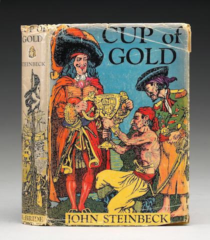 STEINBECK, JOHN.  1902-1968.