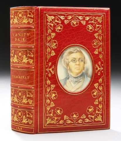 THACKERAY, WILLIAM MAKEPEACE.  1811-1863.