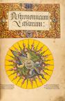 APIANUS, PETRUS.  1495-1552.