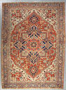 A Heriz carpet Northwest Persia size approximately 8ft 6in x 11ft 8in