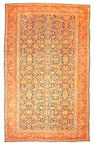 A Malayer carpet Central Persia size approximately 10ft 5in x 16ft 9in