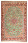 An Isphahan (Khordazad) carpet South Central Persia size approximately 7ft x 10ft 9in