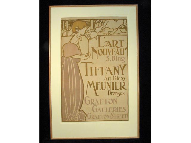 Sir Frank Brangwyn; L'Art Nouveau;