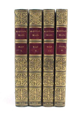 Schiller, Friedrich von.