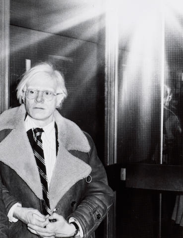 Edward Pfizenmaier (American, born 1926); Andy Warhol;