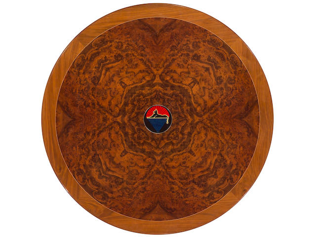 A tabletop made for Jerry Garcia, 1980s