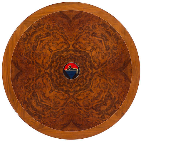 A tabletop made for Jerry Garcia by FURNITURE MAKER'S NAME?