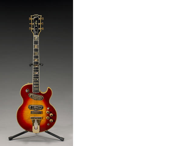 A Jerry Garcia electric guitar by Gibson, (L-5 S), 1972-1985???