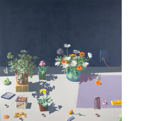 Paul Wonner, Untitled, 1984