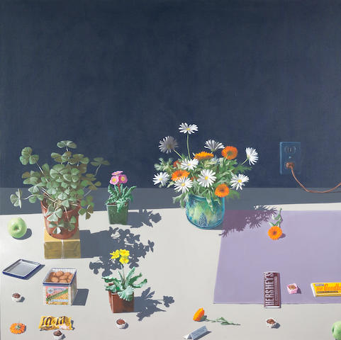 Paul Wonner, Untitled, 1984