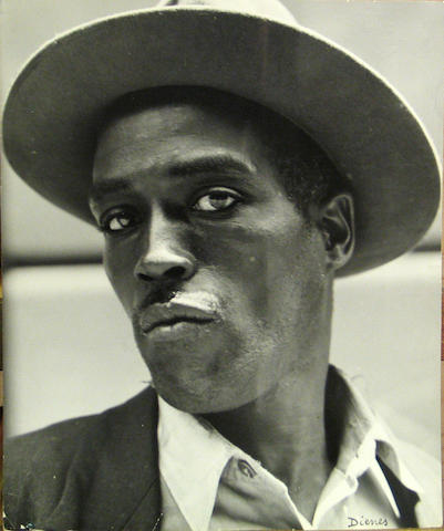 Andre De Dienes, Harlem;