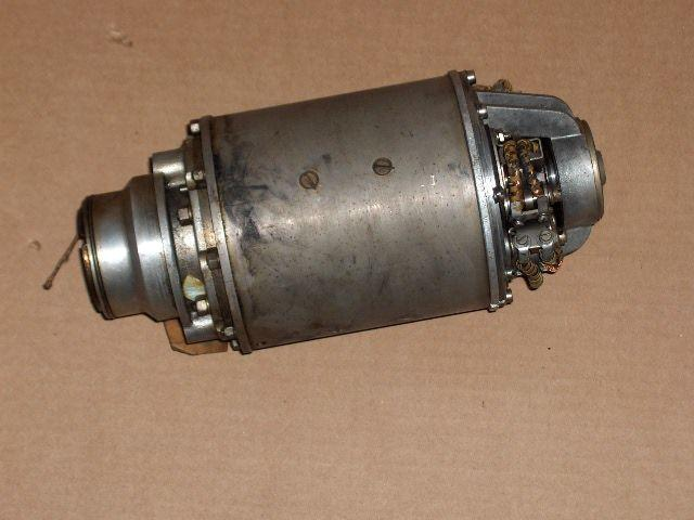 A starter for a small Hp Rolls-Royce car,
