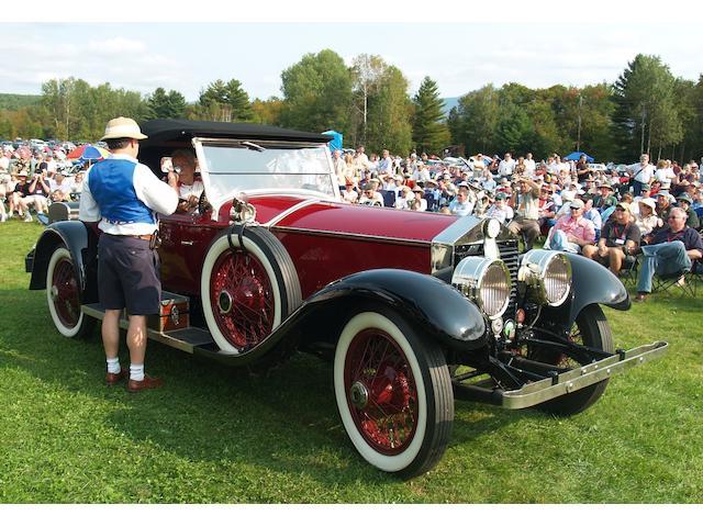 1923 Rolls-Royce Silver Ghost 318XH