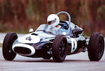 The Ex-Dickie Stoop,1958 '2-liter' COOPER-CLIMAX TYPE 45 FORMULA 1 RACING SINGLE-SEATER  Chassis no. F2-11-58