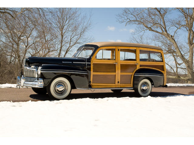 1947 Mercury 79M Station Wagon  Chassis no. tba