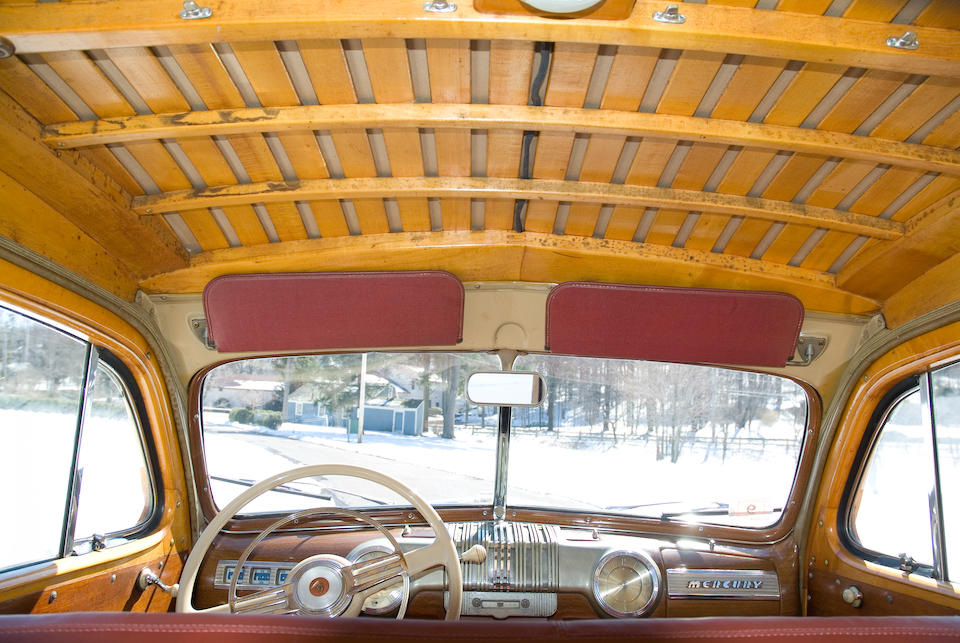1947 Mercury 79M Station Wagon  Chassis no. tba