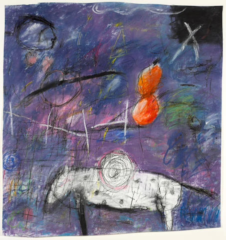 Pia Stern (American, b.1953) Untitled, 1989 33 1/2 x 31 3/4in (85.1 x 80.6cm)