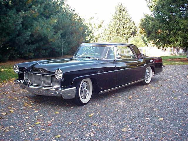 1956 Lincoln  Continental MK II C56A1784
