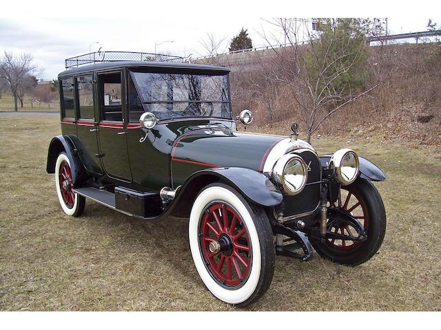 1915 Simplex Crane Model 5 Sport Berline  Chassis no. 2168