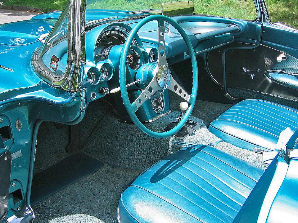 1959 Chevrolet Corvette  Chassis no. J59S100667