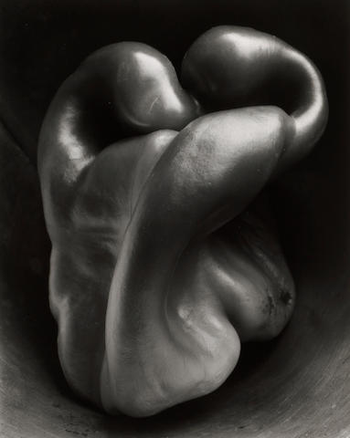 Edward Weston; Pepper, No. 30;