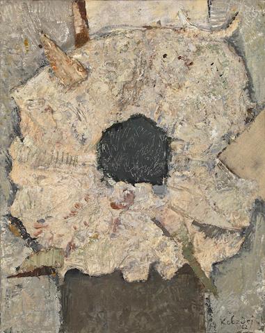 Aleksander Kobazdei Untitled, 1962 oil on canvas
