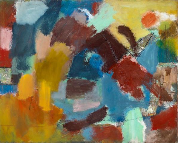Harold Christopher Davies, Untitled No. 1262