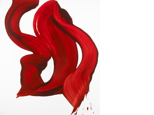 James Nares, Untitled, 2004, oil on canvas