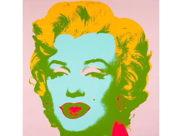 Andy Warhol; Marilyn Monroe;