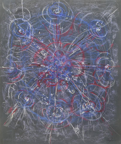 Stanley William Hayter (British, 1901-1989) Untitled 24 x 20in (61 x 50.8cm)