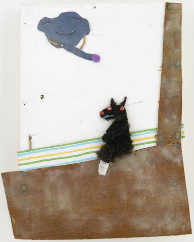 Jon Pylypchuk (Canadian, b.1972) What's Next, 2001 19 x 14 1/2in (48.2 x 37cm)