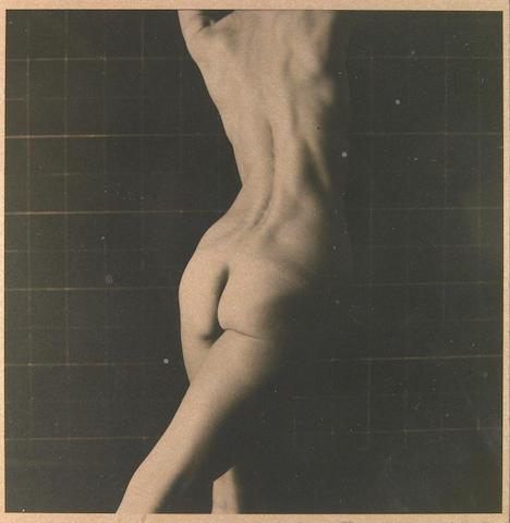 Ron Cooper, Woman's Torso, ca.1980, photograph