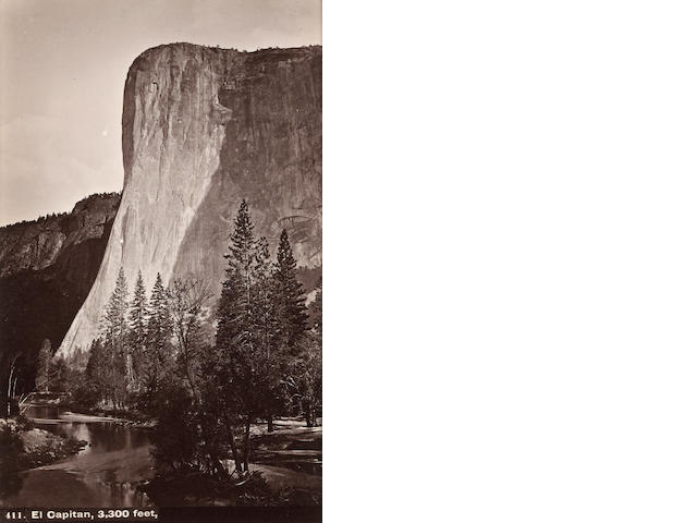 Isaiah West Taber Selected Images of Yosemite; (7)
