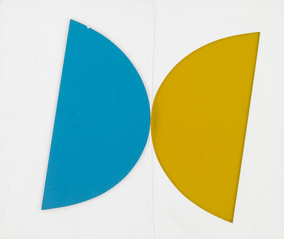 Alan Reynolds, Dialogue, 1973, Provenance: Redfern Gallery, London, James H. Clark, Dallas (acquired from the above in 1973), then by decent to present owner, Private Collection, California