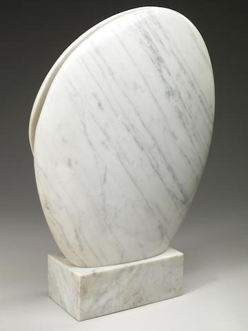 Jack Zajac (American, b.1929) Passage, 1967 21 x 5 x 16in (53.4 x 12.7 x 40.7cm)
